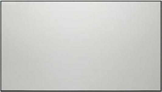 Фото - [LCTB-100105] Экран Lumien Cinema Thin Bezel 134x237 см (раб. область 132х235 см) (106) Matte White,тонкая алюминиевая рама 1 cм, 16:9 кеды мужские vans ua sk8 mid цвет белый va3wm3vp3 размер 9 5 43