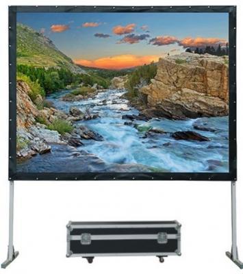 [LMF-100103] Экран Lumien Master Fold 245x321 см (150), (раб. область 229х305 см) Matte White черн. кайма по периметру 4:3