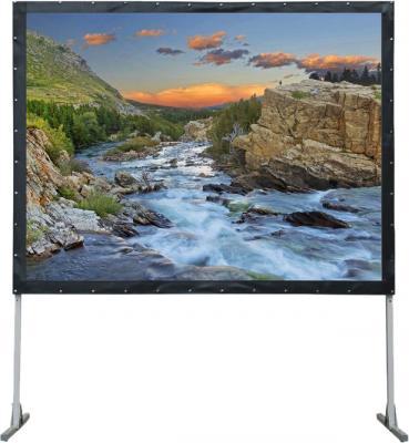"""[LMF-100114] Экран Lumien Master Fold 199x260 см (120""""), (раб. область 183х244 см) Front Projection + Rear два полотна в комплекте,черн. кайма по периметру 4:3"""