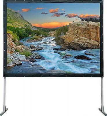 Фото - [LMF-100136] Экран Lumien Master Fold 151x231 см (100), (раб. область 135х215 см) Front Projection + Rear Projection два полотна в комплекте, черн. кайма по периметру 16:10 front e520t