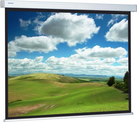 Фото - [10100072] Экран Projecta Compact Electrol 200х200 см Matte White с эл/приводом 1:1 экран встраиваемый projecta descenderpro 141х220см 141 x 220