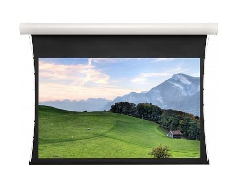 Фото - [10102780] Экран Projecta Tensioned Elpro Concept 218x380 см (172) High Contrast Cinema Vision, доп.черн.кайма 30 см, с эл/приводом с системой натяжения по бокам 16:9 кеды мужские vans ua sk8 mid цвет белый va3wm3vp3 размер 9 5 43