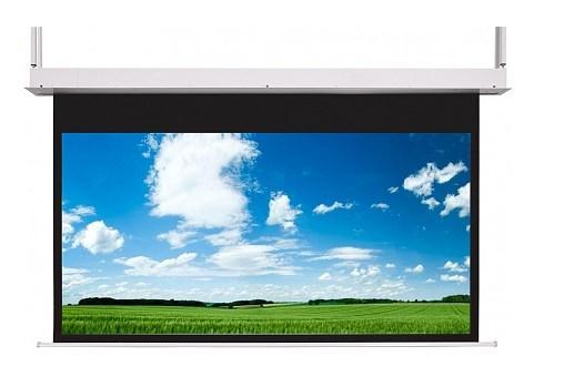 Фото - [10103124] Экран Projecta Descender Electrol 196x340 см (149) Matte White с эл/приводом, доп. черная кайма 20 см 16:9 экран встраиваемый projecta descenderpro 141х220см 141 x 220