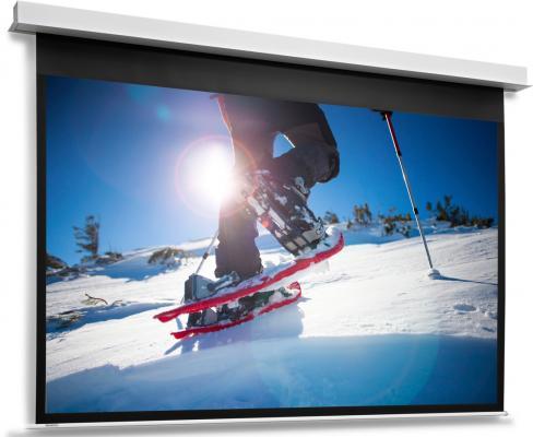 Фото - [10104764] Экран Projecta DescenderPro 128х220см (раб.обл. 118х210 см) (95) Matte White с эл/приводом 16:9 [10101172] экран projecta compact electrol 162х280 см 122 matte white с эл приводом 16 9