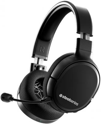 Наушники с микрофоном Steelseries Arctis 1 черный 3м мониторы Radio оголовье (61512) мониторы