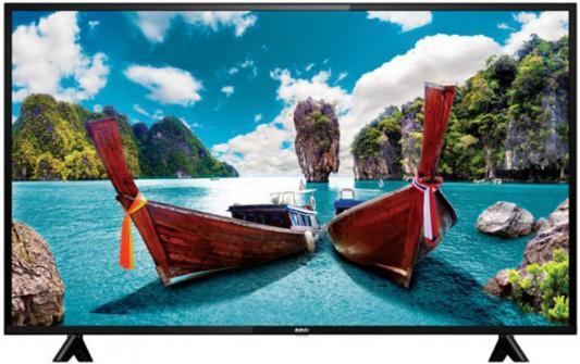 """Телевизор LED BBK 55"""" 55LEX-8158/UTS2C черный/Ultra HD/50Hz/DVB-T2/DVB-C/DVB-S2/USB/WiFi/Smart TV (RUS) цена и фото"""