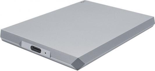Фото - Жесткий диск Lacie Original USB-C 2Tb STHG2000402 Mobile Drive 2.5 серый накопитель на жестком магнитном диске lacie внешний жесткий диск lacie sthg2000400 2tb lacie mobile drive 2 5 usb 3 1 type c moon silver