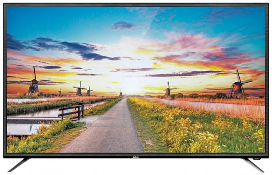 Телевизор LED BBK 65 65LEX-8127/UTS2C черный/Ultra HD/50Hz/DVB-T2/DVB-C/DVB-S2/USB/WiFi/Smart TV (RUS)