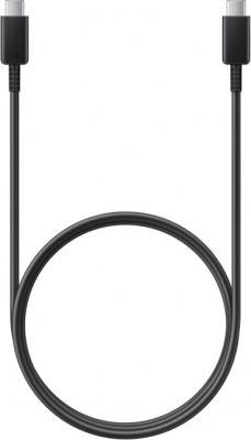 Фото - Кабель Type-C 1м Samsung EP-DN975BBRGRU круглый черный кабель borasco usb type c 2а 1м белый