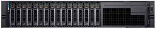 "лучшая цена Сервер Dell PowerEdge R740 2x4214 2x16Gb x16 1x1.2Tb 10K 2.5"" SAS H730p LP iD9En 5720 4P 2x750W 3Y PNBD Conf-5 (R740-4494)"