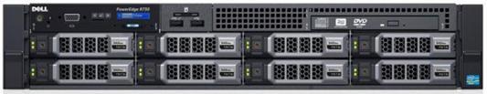 "Сервер Dell PowerEdge R730 2x16Gb 2RRD x8 3.5"" RW H730 iD8En 5720 4P 1x750W 3Y PNBD 2xPCIe Riser (210-ACXU-383) сервер dell poweredge r730 210 acxu 242"