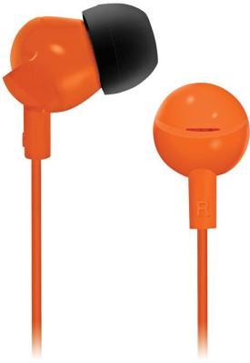 Наушники BBK EP-1104S оранжевый наушники bbk ep 1270s white
