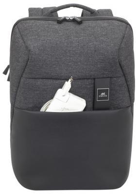 Фото - Рюкзак для ноутбука 15.6 Riva 8861 полиэстер полиуретан черный сумка для ноутбука 16 riva 8290 полиэстер черный