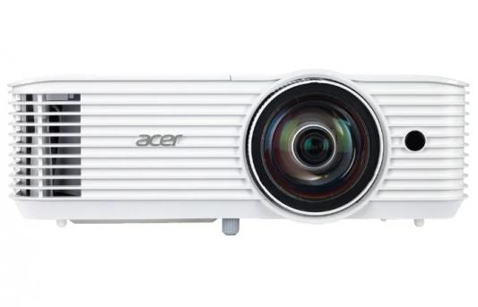 проектор acer p6500 dlp 1920x1080 5000lm 20000 1 1xhdmi 1xusb mr jmg11 001 Проектор Acer S1386WHn DLP 3600Lm (1280x800) 20000:1 ресурс лампы:5000часов 1xUSB typeA 1xUSB typeB 2xHDMI 3.1кг