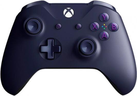 Геймпад Беспроводной Microsoft Fortnite особой серии фиолетовый для: Xbox One (WL3-00164) все цены