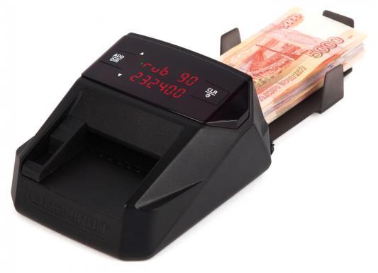 Детектор банкнот Moniron Dec Ergo T-05941 автоматический рубли детектор валют moniron dec multi t 05912