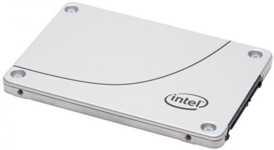 Накопитель SSD Intel Original SATA III 960Gb SSDSC2KG960G801 DC D3-S4610 2.5 ssd накопитель intel dc d3 s4510 ssdsc2kb960g801 960gb 2 5 sata iii ssd ssdsc2kb960g801 963341