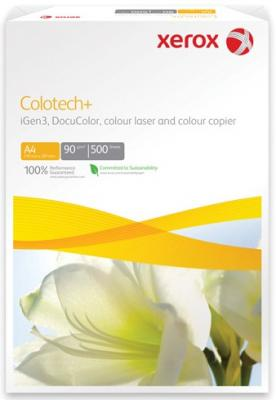 Бумага XEROX COLOTECH PLUS для полноцветной печати, ф.А4, 90 г/м2, 500 л, 003R98837 цена