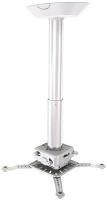 Фото - [CAS-PR11A-W] Потолочный комплект для проектора Wize Pro для размещения на подвесной потолок на основе комплекта PR11A-W, штанга 15-28 см, наклон +/- 25°, поворот +/- 6°, вращение 360°, до 23 кг, бел. (2 места) подвесной светильник omnilux oml 50306 01