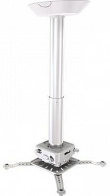 Фото - [PRG11A-W] Универсальный потолочный комплект Wize Pro PRG11A-W состоящий из крепления с микрорегулировкой+штанги 15-28см +площадки к потолку для проектора, макс.расст.между креп.отверстиями 537 мм,наклон +/-15°,поворот +/- 8°,вращение 360°,до 32 кг,бел. автокресло chicco keyfit eu w base от 0 до 13 кг 06079232200000 night