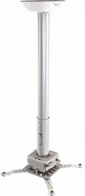 Фото - [PRG24A-W] Универсальный потолочный комплект Wize Pro PRG24A-W состоящий из крепления с микро регулировкой+штанги 46-61см +площадки к потолку для проектора,макс.расст. между крепеж.отверстиями 537 мм,наклон +/- 15°,поворот +/- 8°,вращение 360°,до 32 кг,б автокресло chicco keyfit eu w base от 0 до 13 кг 06079232200000 night