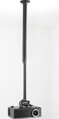 Фото - [KITEC080135B] Потолочный комплект для проектора Chief KITEC080135B нагрузка до 11,3 кг., длина штанги 80-135 см, микрорегулировки: пов. 3°, накл. 15°, вращ. 360°, черн. автокресло smart travel expert fix marsala 3 12 лет 15 36 кг группа 2 3 kres2072