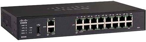 Маршрутизатор [RV345-K8-RU] Cisco SB RV345 Dual WAN Gigabit VPN Router маршрутизатор tp link tl er6020 5 port gigabit multi wan vpn