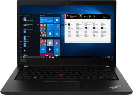 "Lenovo P43s 14"" FHD (1920x1080) IPS 400 nit Low Power/ i7-8565U/ 16GB Soldered + 0 DIMM 2400MHz/ 512GB M.2 PCI-e SSD/ -/ Quadro P520 2GB GDDR5 64 bit/ No ODD/ Non-WWAN, not upgradable/ FPR/ IR + 720p/ backlit/ SCR/ Windows 10 Pro/"