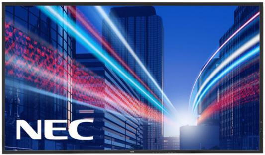 Фото - Мультисенсорная панель NEC UN551VS черный встраиваемая электрическая варочная панель zanussi zev 56140 xb