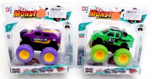Купить Машина инерц. с 4-мя ведущими колёсами, съемный кузов, блистер, в ассортименте, Русский Стиль, цвет в ассортименте, Детские модели машинок