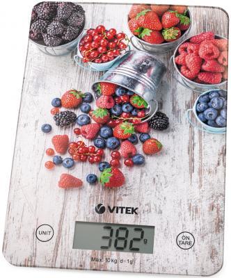 Весы кухонные Vitek VT-8031(MC) рисунок цена