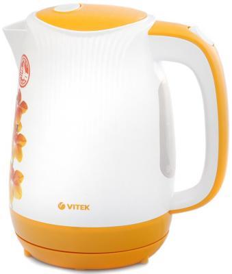 7060-VT(OG) Чайник VITEK Мощность 2200 Вт (макс) Макс.объём 1,7 л Корпус из термостойкого пластика. цена и фото