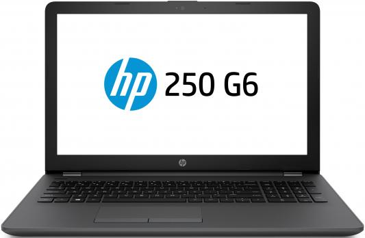 "Ноутбук HP 250 G6 Core i3 5005U/4Gb/SSD128Gb/DVD-RW/Intel HD Graphics 5500/15.6""/SVA/HD (1366x768)/Windows 10 Home/dk.silver/WiFi/BT/Cam ноутбук lenovo ideapad 100 15ibd i3 5005u 2 0 4g 500g 15 6 hd gl int intel hd dvd sm win10 80qq003vrk black"