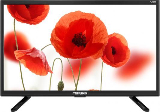 Фото - Телевизор Telefunken TF-LED22S32T2 черный телевизор telefunken 31 5 tf led32s74t2 черный