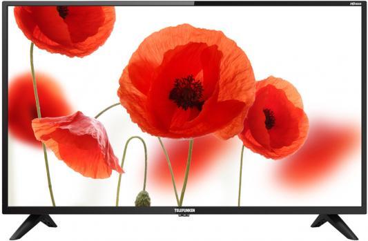 """Телевизор LED 32"""" Telefunken TF-LED32S98T2 черный/HD READY/ HDMI/ USB/ DVB-T/DVB-T2/DVB-C цена 2017"""