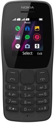 Nokia 110 DS (TA-1192) Black Мобильный телефон стоимость