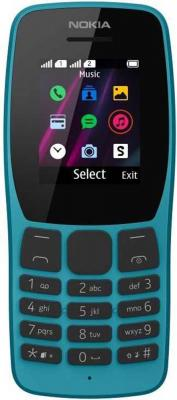 Nokia 110 DS (TA-1192) Blue Мобильный телефон