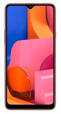 Смартфон Samsung Galaxy A20S 2019 32 Гб красный (SM-A207FZRDSER) смартфон samsung galaxy note 9 512 гб медный sm n960fznhser