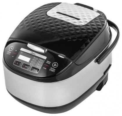Мультиварка Midea MPC-6020 серебристый черный 920 Вт 5 л