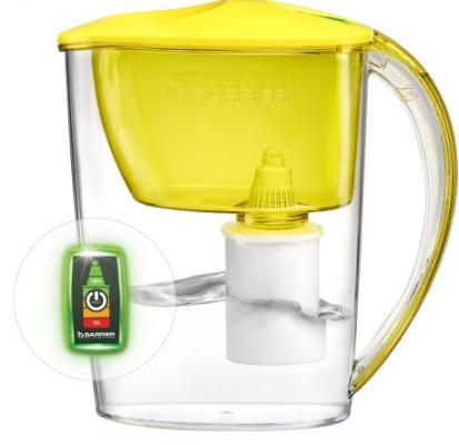 Фильтр-кувшин для воды Барьер В596Р00 фильтр кувшин барьер чемпион сочный апельсин опти лайт в654р00