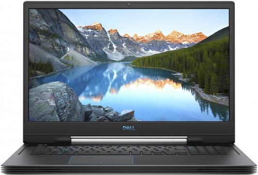 """цена на Ноутбук Dell G7 7790 Core i7 9750H/8Gb/1Tb/SSD256Gb/nVidia GeForce RTX 2060 6Gb/17.3""""/IPS/FHD (1920x1080)/Linux/grey/WiFi/BT/Cam"""