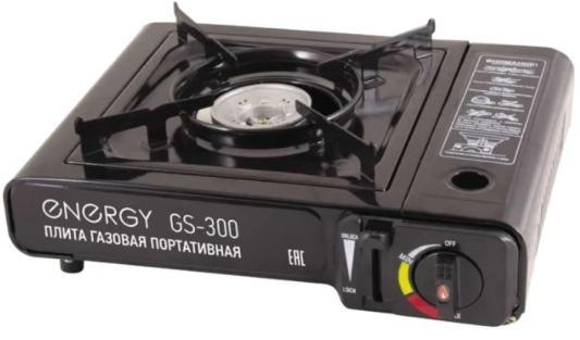 Газовая плита Energy GS-300 черный плита energy gs 500