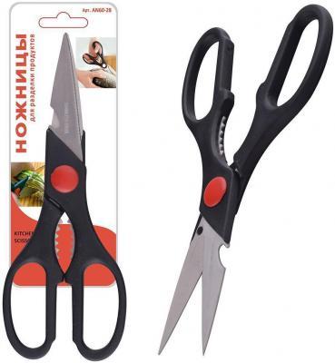 Ножницы МУЛЬТИДОМ 60.28 ножницы кухонные мультидом для зелени