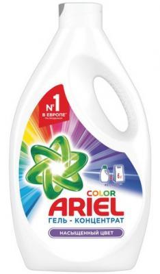 Средство для стирки жидкое автомат 2,6 л ARIEL (Ариэль) Color, гель, концентрат, 1001932 средство для стирки жидкое автомат 2 6 л ariel ариэль color гель концентрат 1001932
