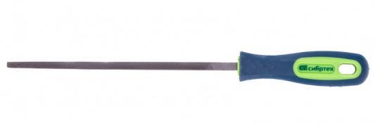 Фото - Напильник, 200 мм, квадратный, двухкомпонентная рукоятка, №2// Сибртех напильник 300 мм плоский двухкомпонентная рукоятка 2 сибртех