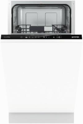 лучшая цена Посудомоечная машина Gorenje GV55210 компактная белый