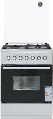 Плита Комбинированная De Luxe 606031.00 ГЭ 001 белый
