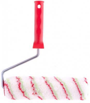 Валик Эмали , 250 мм, ворс 12 мм, D - 48 мм, D ручки - 8 мм, полиамид,полиакрил// Сибртех валик микрофибра 180 мм ворс 12 мм d 48 мм d ручки 8 мм полиакрил matrix