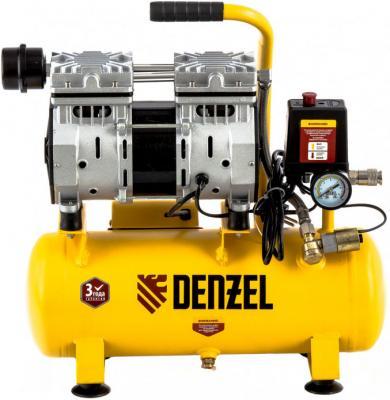 Компрессор DLS650/10 безмаслянный малошумный 650 Вт, 120 л/мин,ресивер 10 л </div> <div class=