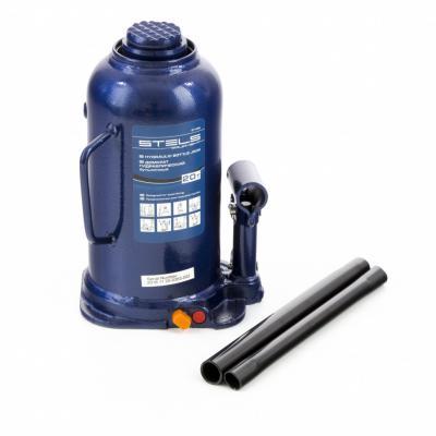 Домкрат гидравлический бутылочный, 20 т, h подъема 235-445 мм </div> <div class=